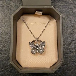 Juicy Couture Butterfly Necklace